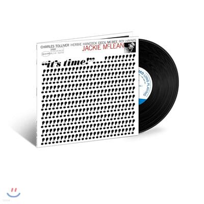 Jackie McLean (잭키 맥린) - It's Time [LP]