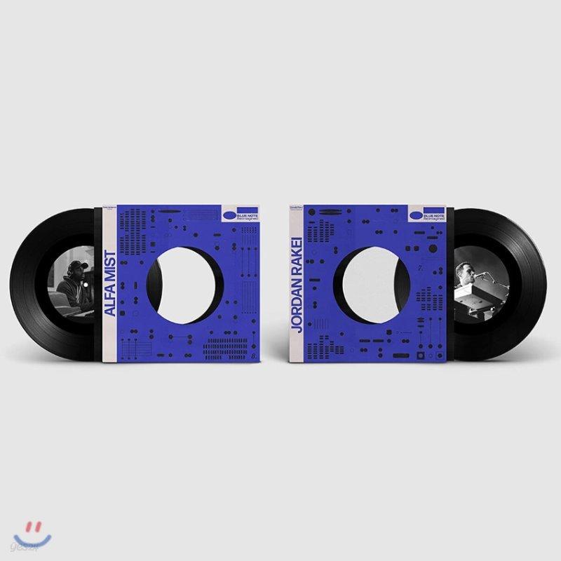 Jordan Rakei / Alfa Mist (조던 라케이 / 알파 미스트) - Wind Parade / Galaxy [7인치 싱글 Vinyl]