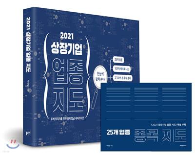 2021 상장기업 업종 지도