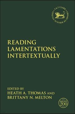 Reading Lamentations Intertextually