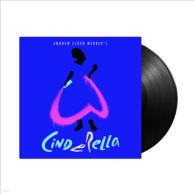 Andrew Lloyd Webber - Cinderella: The Musical (신데렐라) (Original Broadway Cast Recording)(180g 3LP)