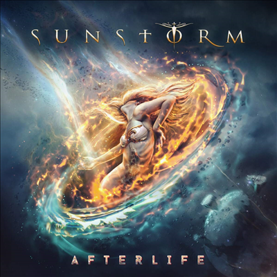 Sunstorm - Afterlife (CD)