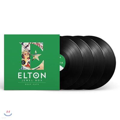 Elton John (엘튼 존) - Jewel Box : Deep Cuts [4LP]