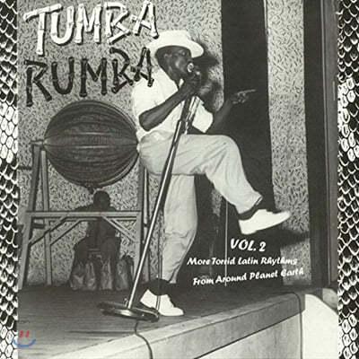 라틴 음악 컴필레이션 모음집 (Tumba Rumba Vol. 2) [LP]