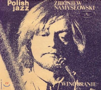 Zbigniew Namyslowski (즈비그니에프 나미스워프스키) - Winobranie [LP]