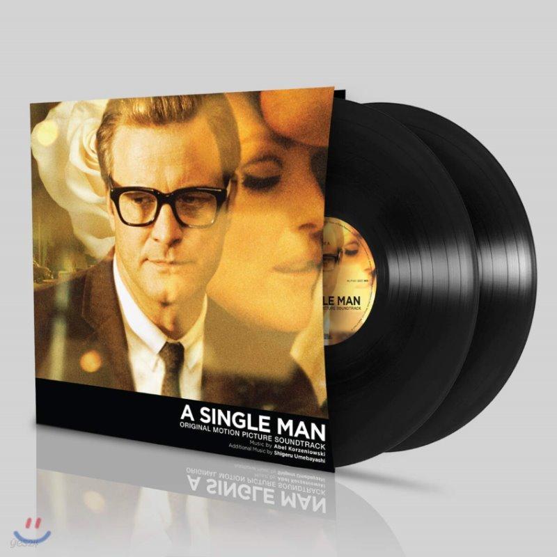 싱글 맨 영화음악 (A Single Man OST by Abel Korzeniowski) [2LP]