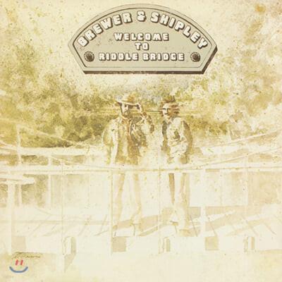 Michael Brewer & Tom Shipley (마이클 브루어 & 톰 쉬플리) - 7집 Welcome To Riddle Bridge