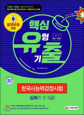 2021 한국사능력검정시험 심화(1,2,3급) 핵심 유형 기출