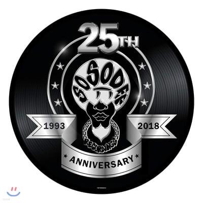 소 소 데프 레코드 레이블 25주년 기념 컴필레이션 모음집 (So So Def 25th Anniversary 1993-2018) [픽쳐디스크 LP]