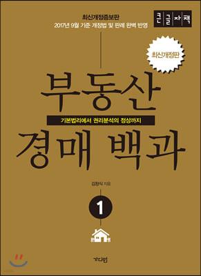 부동산 경매백과 1 (큰글자책)