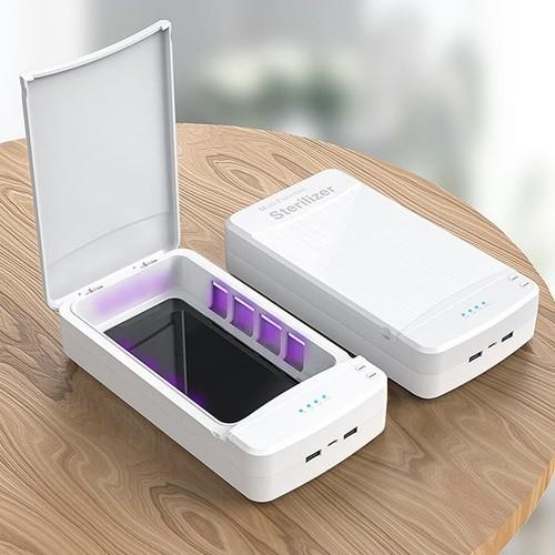 다용도 UV살균기 자외선 스마트폰살균기 마스크살균기