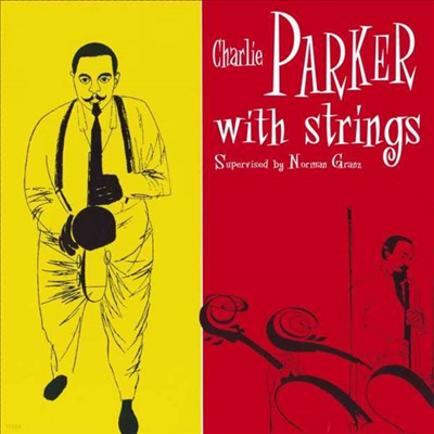 Charlie Parker - Charlie Parker With Strings (180G)(Blue LP)