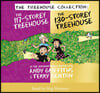 The 117 & 130 Storey Treehouse CD Set
