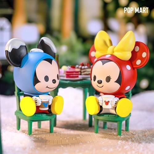 [팝마트코리아 정품 공식판매처] 디즈니-미키프렌즈 윈터 시리즈_랜덤