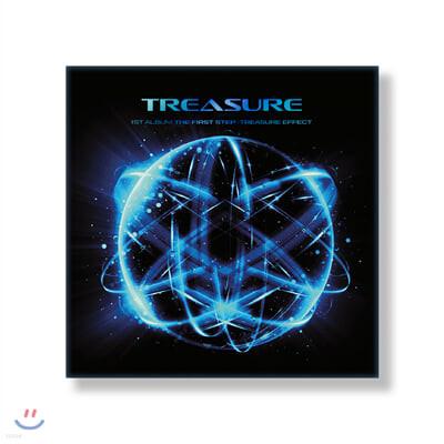 TREASURE (트레저) - TREASURE 1st ALBUM [THE FIRST STEP : TREASURE EFFECT] [키트앨범]