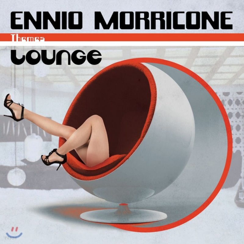 Ennio Morricone (엔니오 모리꼬네) - Lounge [2LP]