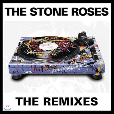 The Stone Roses (스톤 로지스) - The Remixes [2LP]