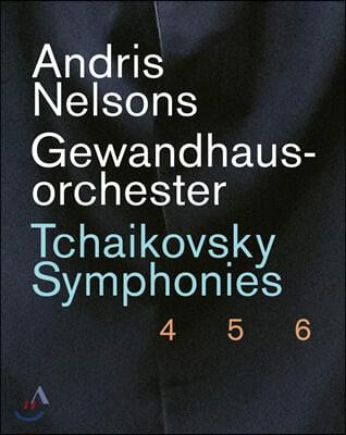 Andris Nelsons 차이코프스키: 교향곡 4, 5, 6번 외 (Tchaikovsky: Symphonies Op.36, 64, 74)