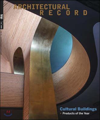 Architectural Record (월간) : 2020년 12월