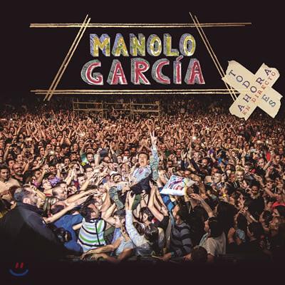 Manolo Garcia (마놀로 가르시아) - Todo es ahora (Directo)