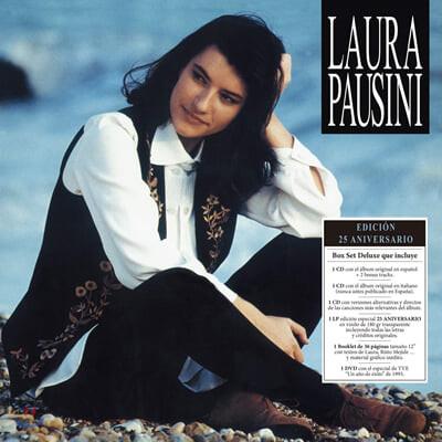 Laura Pausini (라우라 파우지니) - Laura Pausini (Edicion 25 Aniversario)