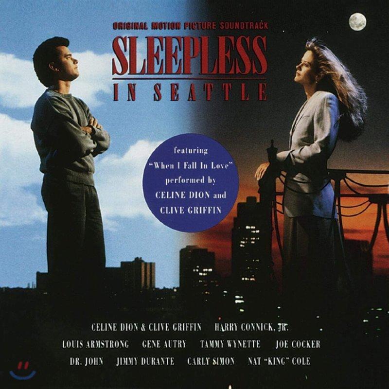 시애틀의 잠 못 이루는 밤 영화음악 (Sleepless in Seattle OST) [레드 컬러 2LP]