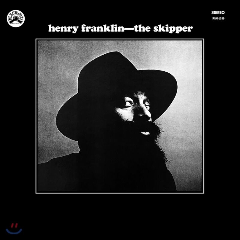 Henry Franklin (헨리 프랭클린) - The Skipper [LP]
