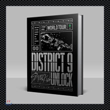 스트레이 키즈 (Stray Kids) - Stray Kids World Tour 'District 9 : Unlock' in SEOUL BLU-RAY