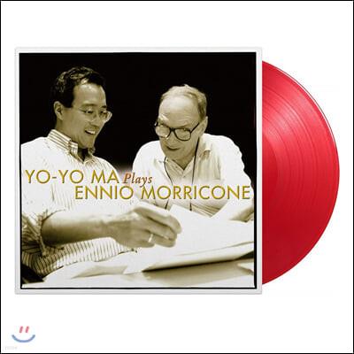Yo-Yo Ma 요요 마가 연주하는 엔니오 모리꼬네 영화음악 (Plays Ennio Morricone) [레드 컬러 2LP]