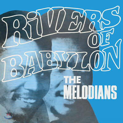 The Melodians (멜로디언) - Rivers Of Babylon [LP]