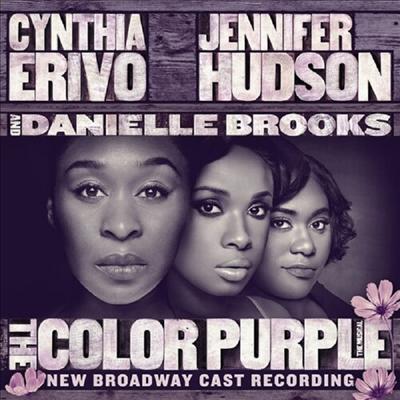 Cynthia Erivo - Color Purple (더 컬러 퍼플) (Original Broadway Cast Recording)(2LP)