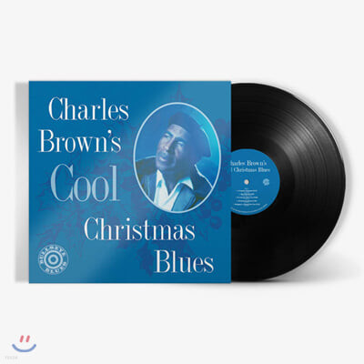 Charles Brown (찰스 브라운) - Charles Brown's Cool Christmas Blues [LP]
