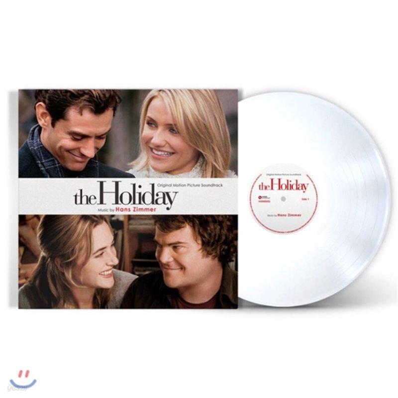 로맨틱 홀리데이 영화음악 (The Holiday OST by Hans Zimmer 한스 짐머) [스노우 화이트 컬러 LP]