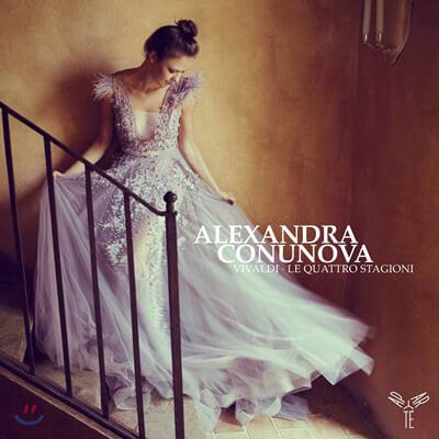 Alexandra Conunova 비발디: 사계 (Vivaldi: The Four Seasons)