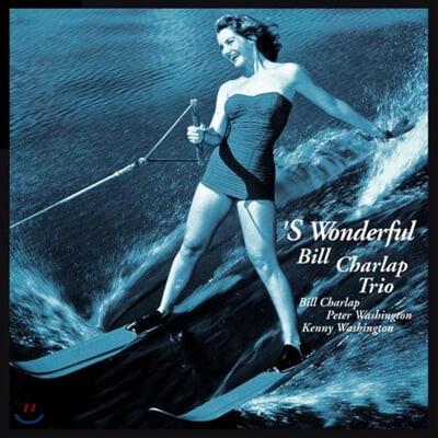 Bill Charlap Trio (빌 찰랩 트리오) - 'S Wonderful [LP]
