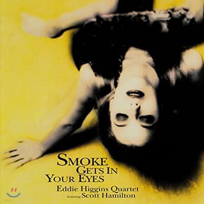 Eddie Higgins / Scott Hamilton (에디 히긴스) - Smoke Gets In Your Eyes [LP]