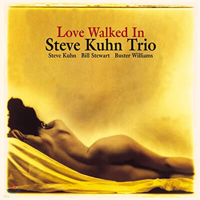 Steve Kuhn Trio (스티브 쿤 트리오) - Love Walked In [LP]