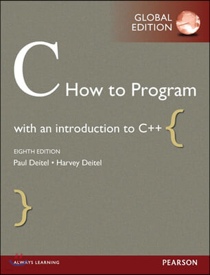 C How to Program 8/E (GE)