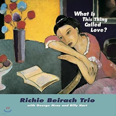 Richie Beirach Trio (리치 비어라크 트리오) - What Is This Thing Called Love? [LP]