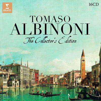 Claudio Scimone 알비노니 탄생 350년 기념 녹음집 (Tomaso Albinoni: The Collector's Edition)
