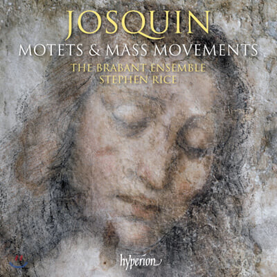 Brabant Ensemble 조스캥 데 프레: 모테트와 미사 악장집 (Josquin Desprez: Motets, Mass movements)