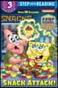 Step Into Reading 3: Snack Attack! (Kamp Koral: Spongebob's Under Years)
