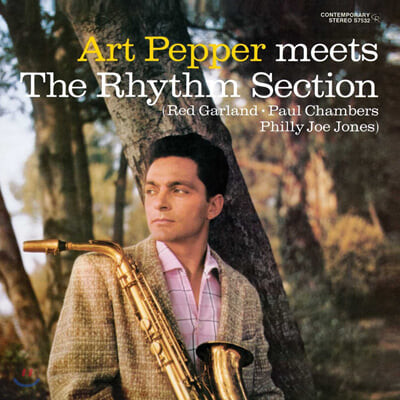 Art Pepper (아트 페퍼) - Meets The Rhythm Section [옐로우 컬러 LP]