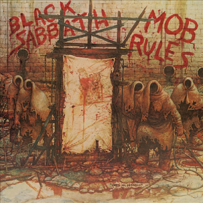 Black Sabbath - Mob Rules (Deluxe Edition)(Remastered)(2CD) (Digipack)