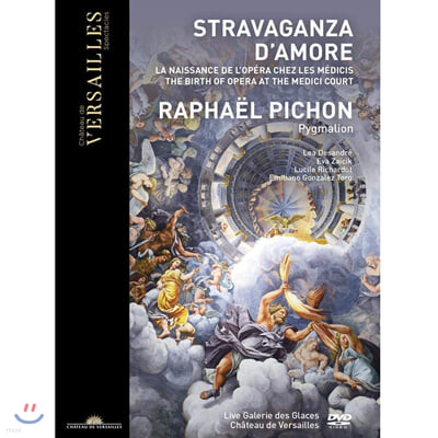 Raphael Pichon 오페라의 탄생 (Stravaganza d'Amore: The Birth of Opera at the Medici Court)