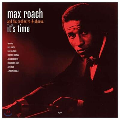 Max Roach (맥스 로치) - It's Time [LP]