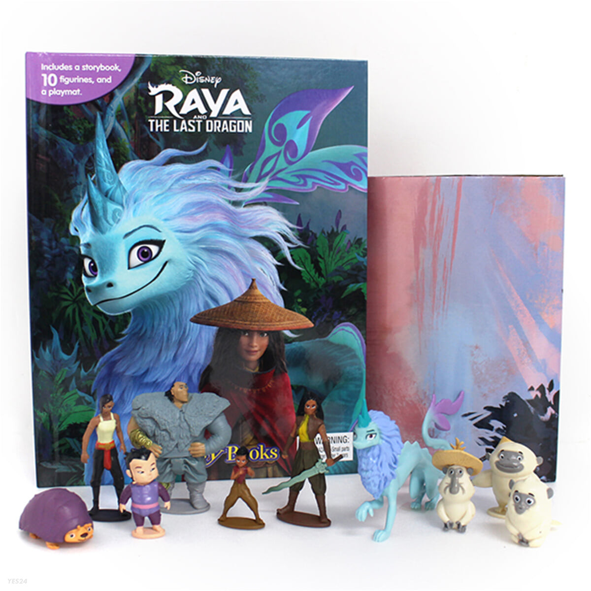 Disney Raya Last Dragon My Busy Books 디즈니 라야와 마지막 드래곤 비지북