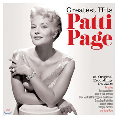 Patti Page (패티 페이지) - Greatest Hits