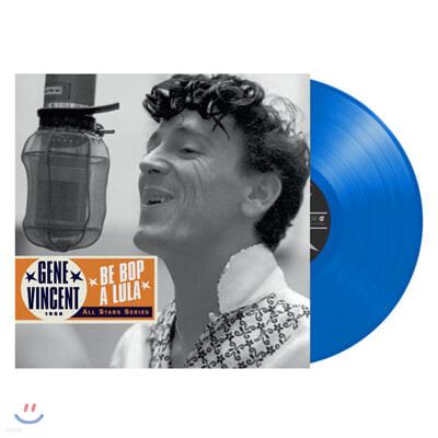Gene Vincent (진 빈센트) - Be Bop A Lula [투명 블루 컬러 LP]