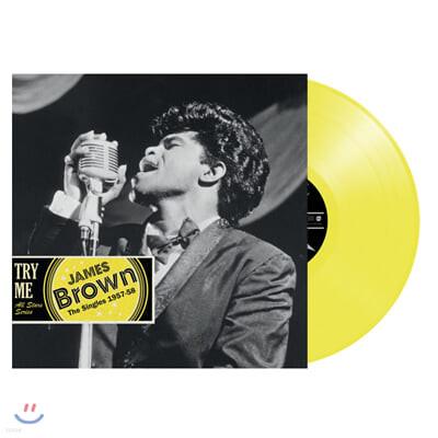 James Brown (제임스 브라운) - Try Me [투명 옐로우 컬러 LP]